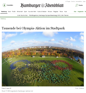 Hamburger Abendblatt: Rund 17.000 Menschen