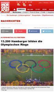 Hamburger Morgenpost: 13.200 Menschen